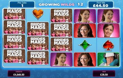 Free Bridesmaid Slot Online