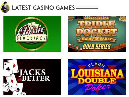 Online Slots no Deposit - Games