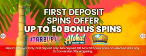 play with online slots sign up offers