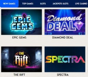 top UK online slots games