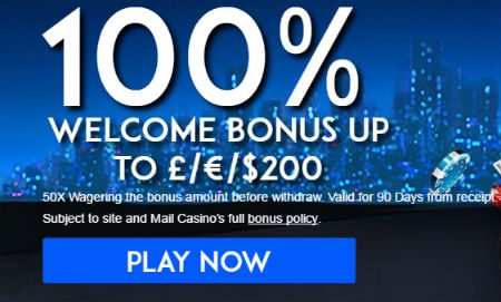 UK Online Slots - 100% Welcome Bonus
